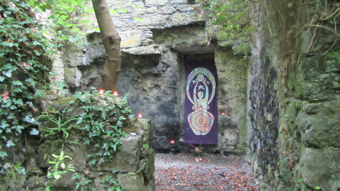 Kilkenny Druid Grove - Eimear Burke: Druid, Celebrant and